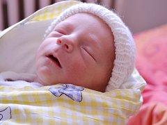 Tomáš Hančík se narodil 6. srpna 2012, měřil 41 centimetrů a vážil 1750 gramů. Do Milovic na Nymbursku pojede s rodiči Tomášem Hančíkem a Květou Šimonkovou, kde se ho nemůže dočkat dvacetiletá sestra Květa.