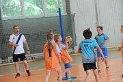 Kolínské sportovní dny - korfbal.