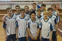 Starší žáci Kolína mají důvod k úsměvu. Právě postoupili mezi nejlepší týmy Čech.