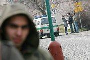 V Cerhenicích policista postřelil prchajícího delikventa