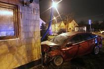 Nehoda ve Veltrubské