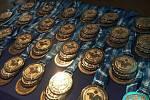 O tyto medaile se bojovalo.