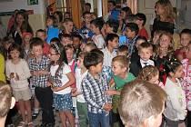 Závěr školního roku na 2. ZŠ Kolín