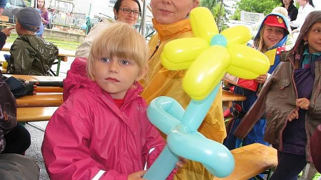 Dětský den v Plaňanech