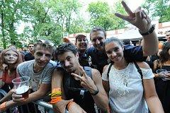 TPCA Beat festival přilákal hudební nadšence.