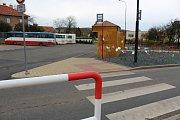 Autobusové nádraží v Kouřimi