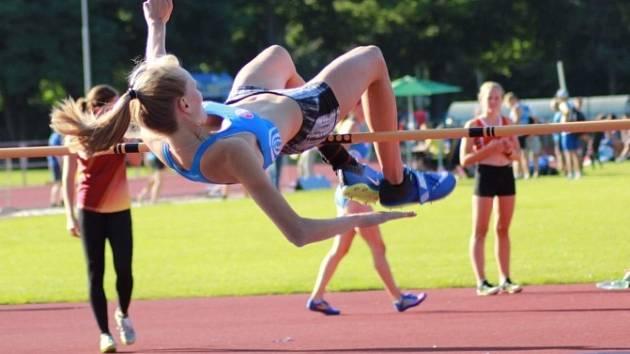 Na atletickém stadionu Mirka Tučka v Borkách proběhl již 81. ročník Velké ceny města Kolína. A bylo se na co dívat.