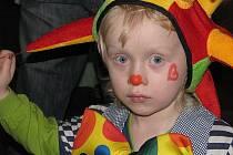 Dětský karneval ve Velkém Oseku