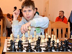 Mladí šachisté se sešli v Kouřimi