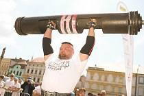Jiří Dejmal: Špičkový Strongman může být jen ten, kdo sportu obětuje vše