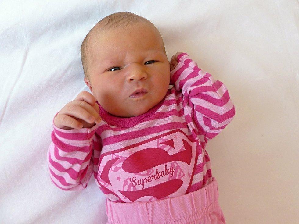 Ella Vojtíšková se narodila 16.11.2018, vážila 3730 g a měřila 50 cm. Ve Vlkanči ji přivítá maminka Bibiána a tatínek Petr.
