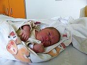 Sára Kubelková se narodila 25.12.2018, vážila 3335 g a měřila 50 cm. V Červených Pečkách bude bydlet se sourozenci Tobiášem (9), Šimonem (7), Grétou (4) a rodiči Petrou a Jiřím.