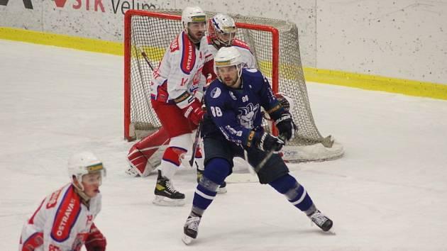 Hokejisté Kolína hostí ve středu Duklu Jihlava