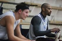 První trénink kolínských basketbalistů na sezonu 2011/2012.