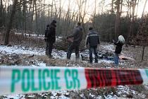 Mráz patrně zabil bezdomovce v lesíku kousek za Kolínem