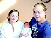 Kryštof Hnátek se narodil 7. října 2012 ve 14.20 hodin mamince Ludmile a tatínkovi Antonínovi z Českého Brodu. Jejich první potomek, který byl dopředu prozrazený, vážil 4 590 gramů a měřil 51 centimetr.