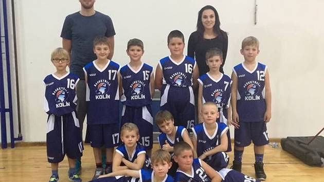 Mladí basketbalisté Kolína skončili na turnaji v Benešově na druhém místě.