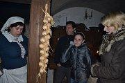 Noční prohlídku si užili návštěvníci zámku Radim