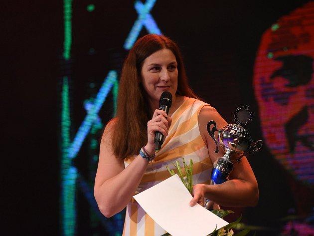Královnou kolínského sportu je Kateřina Šafránková.