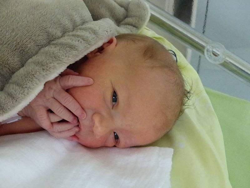 Anežka Valtersteinová se narodila 17. září 2021 v kolínské porodnici s váhou 2905 g. V Kutné Hoře se z ní těší maminka Veronika a tatínek Radek.