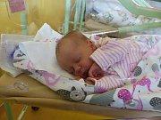 Abigail Zahradníčková se narodila 30.11.2018, s mírami 2350 g a 46 cm. V Kouřimi bude bydlet s maminkou Simonou a tatínkem Lukášem.