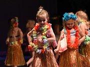 Malí i velcí tanečníci se inspirovali příběhem odvážné Vaiany