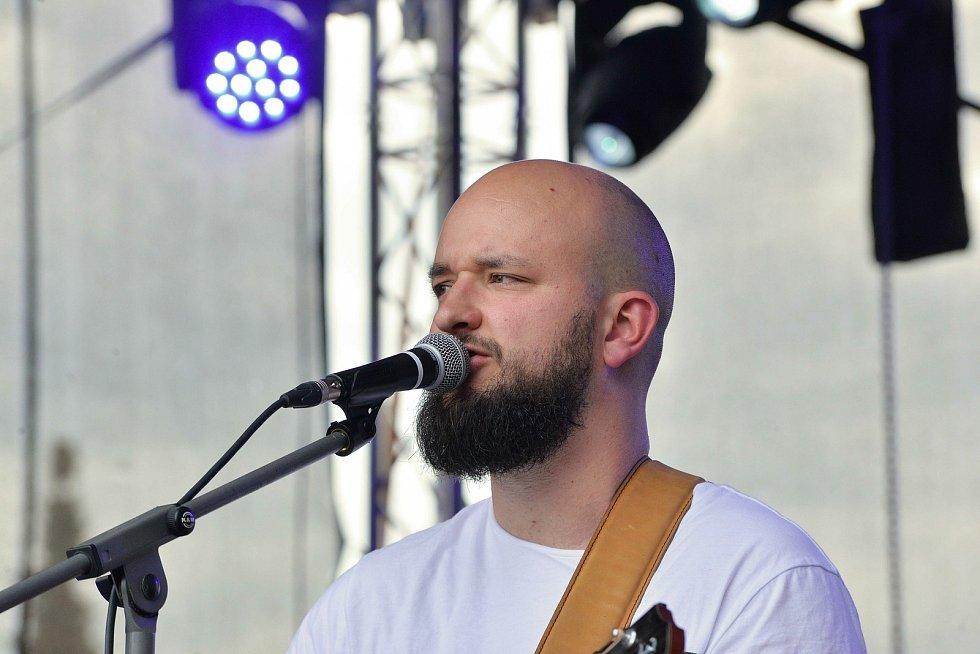 Z hudebního festivalu Plaňany fest