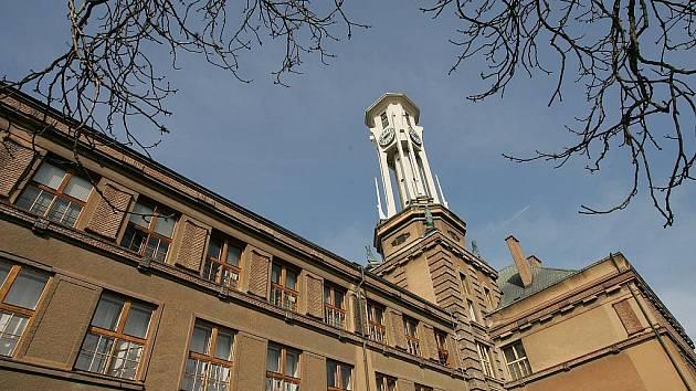 Gymnázium v Kolíně