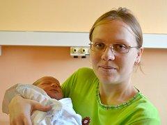 Prvním potomkem maminky Oksany a tatínka Jaroslava z Kolína je syn. Denis Borovskyi se narodil 2. prosince 2014 s výškou 50 centimetrů a váhou 3500 gramů.