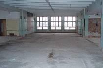 Bývalé sanatorium v Kostelci nad Černými lesy.
