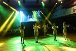 Z maturitního plesu studentů Střední školy designu Lysá nad Labem.