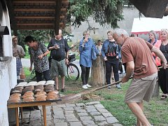 Restaurant Day a pečení chleba ve Štolmíři