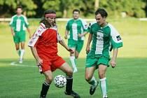 Fotbalisté Zásmuk generálku zvládli. Doma porazili v souboji dvou týmů hrající I. B třídu Bílé Podolí.