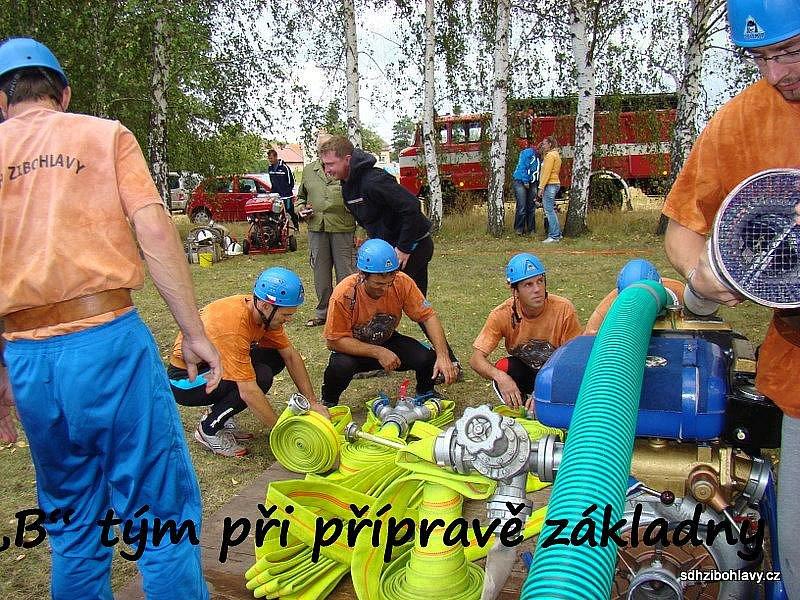 Dobrovolní hasiči ze Zibohlav