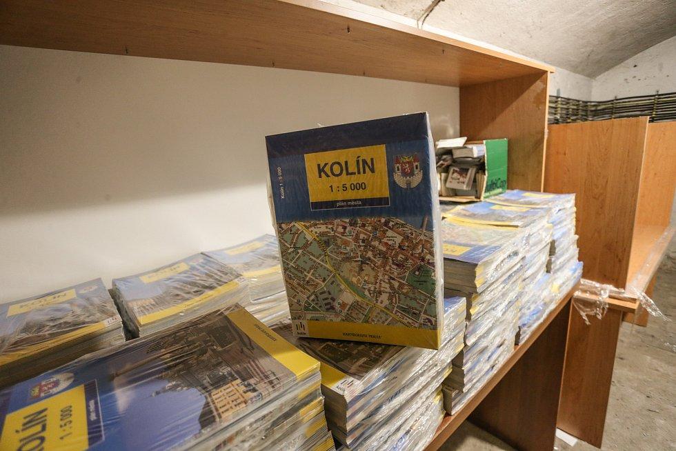 Radnice v Kolíně: sklep.