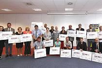 Z programu Partnerství pro Kolínsko bylo podpořeno 17 projektů