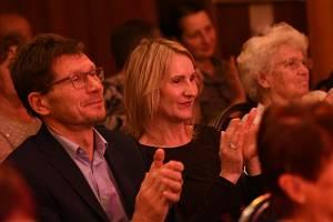 Martin Kasík potěšil diváky díly Fryderyka Chopina a Modesta Petroviče Musorgského.