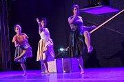 První den Gasparády přinesl akrobacii, pantomimu a nejen to