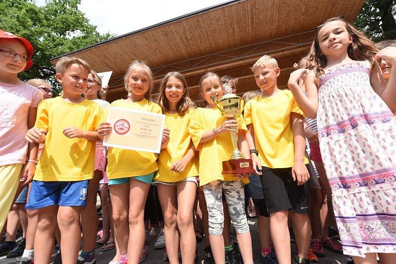 Sportovní hry po školy už mají své vítěze.