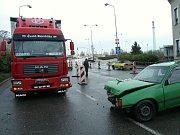 U Bobnic se stala tragická dopravní nehoda