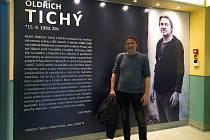 Přijďte na výstavu Oldřicha Tichého v Galerii města Kolín.