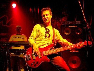 Pravidelnou štací kapely Argema na Kolínsku je Club 79 v Týnci nad Labem.