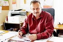 VEDOUCÍ odboru školství, kultury a sportu Petr Kesner.