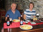 Pohoštění proběhlo v kolínské restauraci U Tří Mouřenínů.