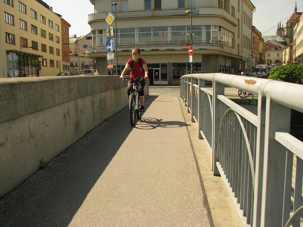 Masarykův most v Kolíně.