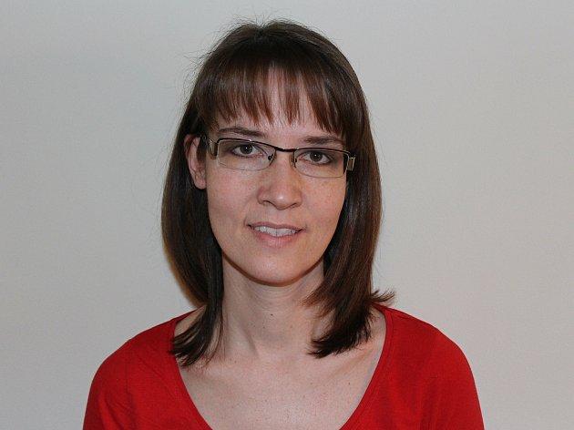 Bývalá ředitelka Prostoru plus Michala Michlová.