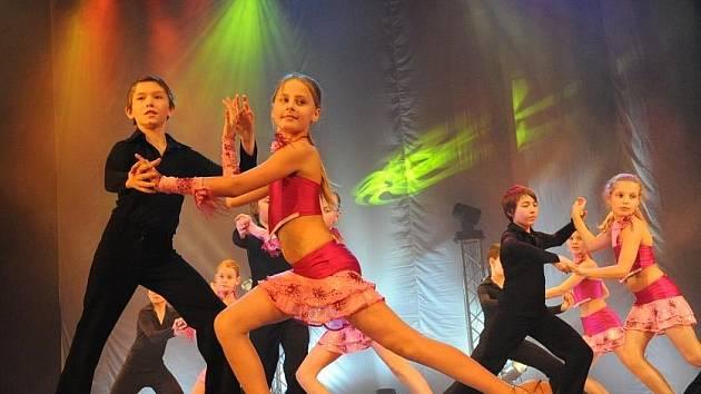 Taneční vystoupení Crossdance