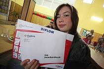 Dalkia poděkovala školákům za jejich návrhy na nový vzhled komína.