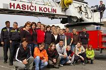 SDH Klučov v Kolíně