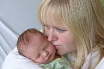 Vojtěch Stehlík se narodil 18. srpna 2019, vážil 3140 g a měřil 48 cm. V Dolních Chvatlinách bude vyrůstat s bráškou Ondrou (5) a rodiči Andreou a Martinem.